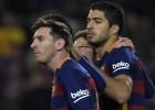 Messi, Suárez y Neymar, ataque titular para recibir al Athletic