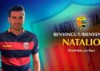 Natalio llega para reforzar el ataque del Llagostera