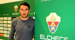 El Elche ficha a Eldin Hadzic hasta junio de 2019