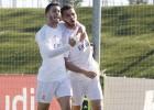 El Real Madrid negocia para poder blindar a Borja Mayoral