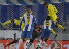 El Espanyol recibe el 30% de los goles en los tramos finales