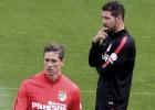 Torres apura su recuperación para poder llegar al Camp Nou