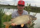 Arlauskis: el pescador que no fue portero hasta los 15 años