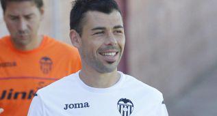 """Javi Fuego: """"Jugar la vuelta en Mestalla nos da opciones"""""""