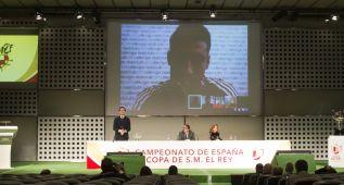 """Hugo Mallo: """"Tenemos una gran ilusión ante el reto de la Copa"""""""