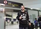 Montoya aterrizó en Sevilla y el sábado pasa reconocimiento