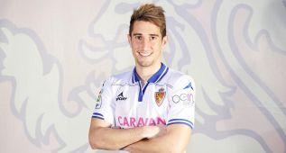 El Zaragoza ficha a Campins, que debutará en Almería