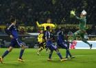 Un doblete de Aubameyang da la victoria al Dortmund
