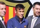 La Fiscalía brasileña denuncia a Neymar, Rosell y Bartomeu