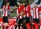 Otro gol de Williams pone al Athletic rumbo a Europa