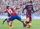 Uno a uno: Messi guía a un Barça que muestra cansancio