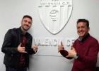 Valencia: Siqueira ya es oficial
