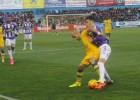 El Alcorcón no pudo contra un Valladolid que sigue sin perder