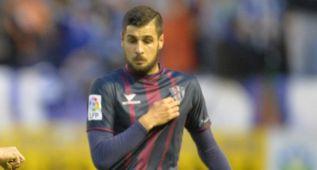 El Huesca sale del descenso impulsado por un gran Machís