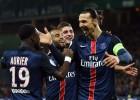 El PSG amplía su enorme renta con un doblete de Ibrahimovic