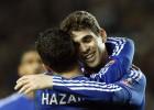 El Chelsea pasa con el primer hat-trick de Oscar en Inglaterra