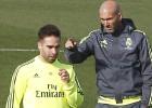 Carvajal y James para no molestar al Bernabéu