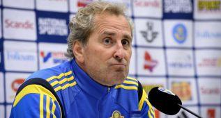 Erik Hamren, técnico de Suecia, se irá tras la Eurocopa 2016