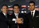 Alerta por Messi: Guardiola se reencuentra con Txiki y Soriano
