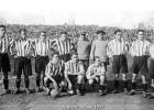 El Athletic le mete doce goles al Barça (1931)