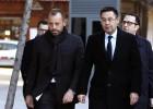 Bartomeu y Rosell no añaden nada sobre el caso de Neymar