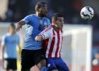 Álvaro Pereira se incorpora al Getafe para reforzar la defensa
