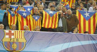 Esteladas: el Barça confirma que recurrió al TAS dentro del plazo