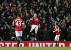 Plácida victoria del United ante el Stoke para ser quinto