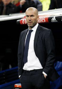 Zidane: presión y posesión