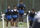 Borges recibe el alta médica y podrá jugar ante el Sporting