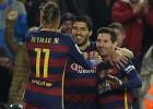 Messi y Suárez aseguran la final