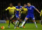 El Watford de Quique y Mario Suárez frena al Chelsea