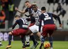 Un autogol condena al Genoa y da la victoria a la Juventus