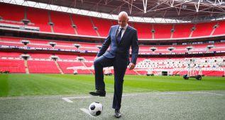 Rusia también apoya a Infantino en las elecciones de la FIFA