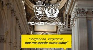 El Leganés apela a la Virgen del Pilar para brillar en Zaragoza