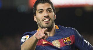 Atronador Suárez: 1,060 goles por partido en la temporada