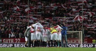 El Sevilla encadena ocho duelos de Copa ganando sin encajar