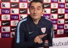 Valverde manda un mensaje: