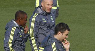 Zidane ficha como ojeador a un excompañero del Girondins