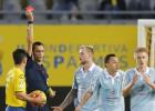 Apelación desestima el recurso del Celta: 3 partidos a Orellana