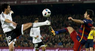 El Valencia-Barcelona será el día 10 de febrero a las 21.00h