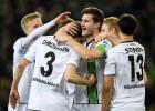El Borussia Moenchengladbach golea al Werder Bremen