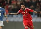 El Benfica golea al Belenenses del español Julio Velázquez