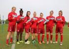 El Bayern de Vero Boquete, ante el 'spanish' Arsenal Ladies