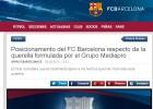 El Barça encarga un informe interno sobre el 'caso Roures'