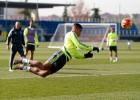 Bale y Pepe siguen fuera del grupo: bajas ante el Granada