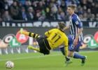 Hertha y Dortmund no aciertan y la distancia sigue intacta