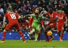El Liverpool deja escapar dos puntos ante el Sunderland