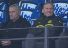 Mourinho, presente en la grada del Estadio Olímpico de Berlín
