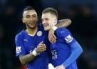 Oficial: Vardy renueva con el Leicester hasta el 2019